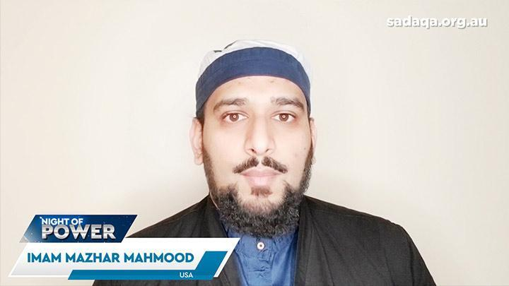 Night of Power - Imam Mazhar Mahmood