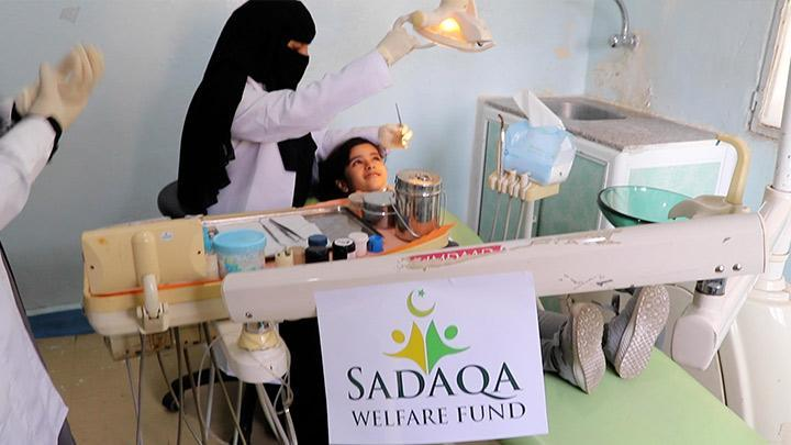 Orphans Medical and Dental Check up - Yemen