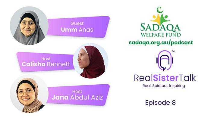 RST - Episode 08 With Umm Anas