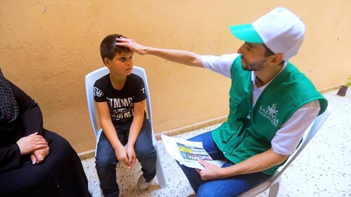 Support Orphans in Gaza Palestine