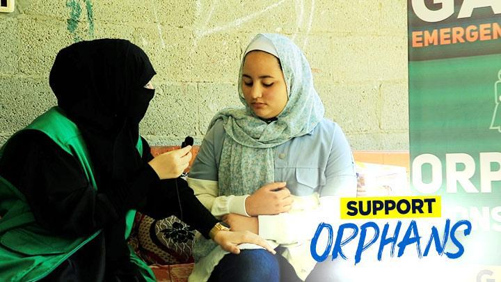 Support The Orphans