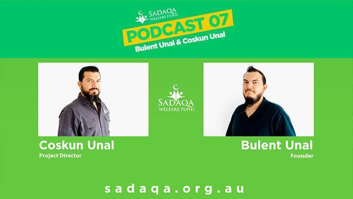 Podcast 07 - Bulent Unal - Coskun Unal (Perth)