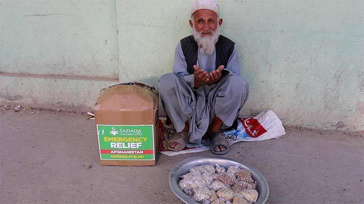 Afghanistan Food Pack Deliveries